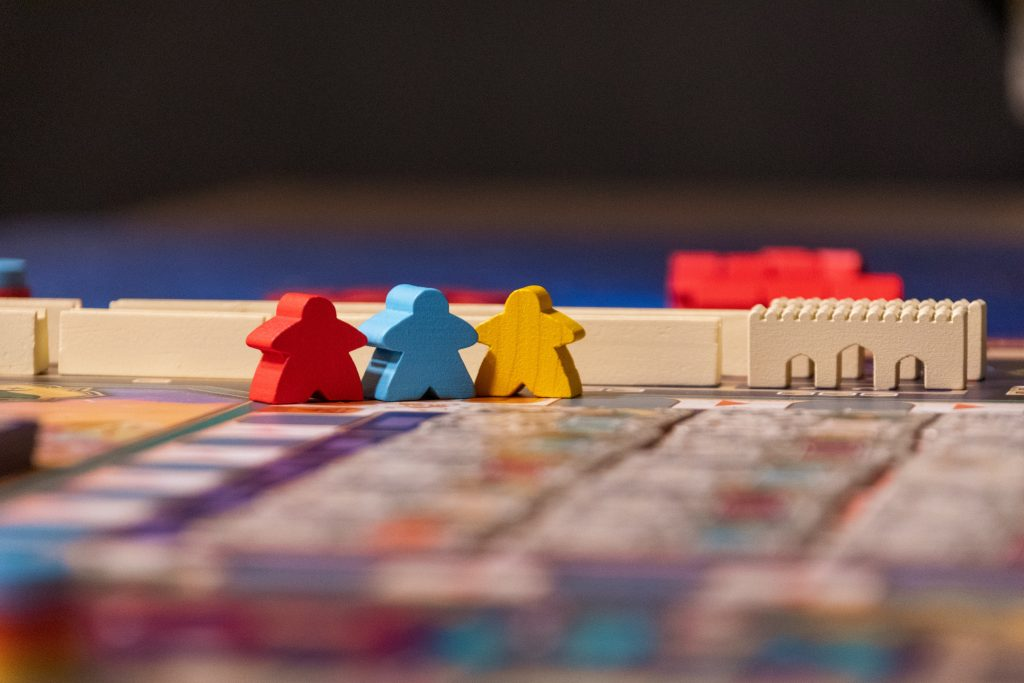 10 Board Games for Teaching English